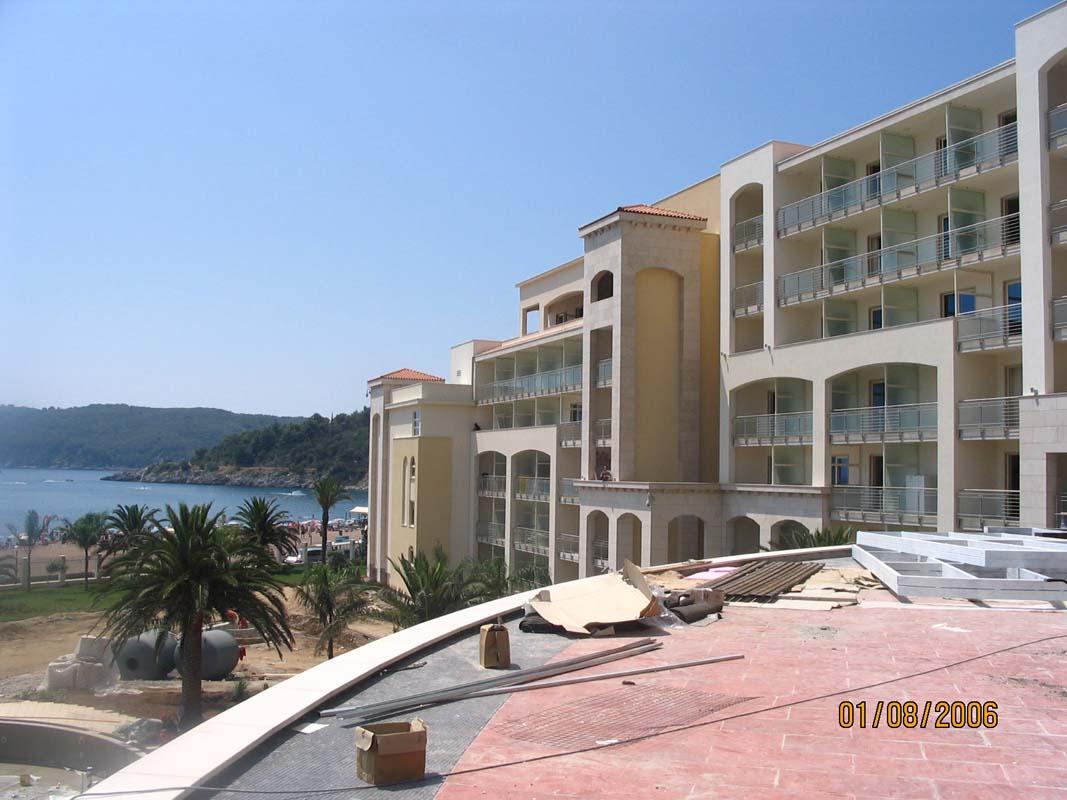 Splendid hotel  Bečići